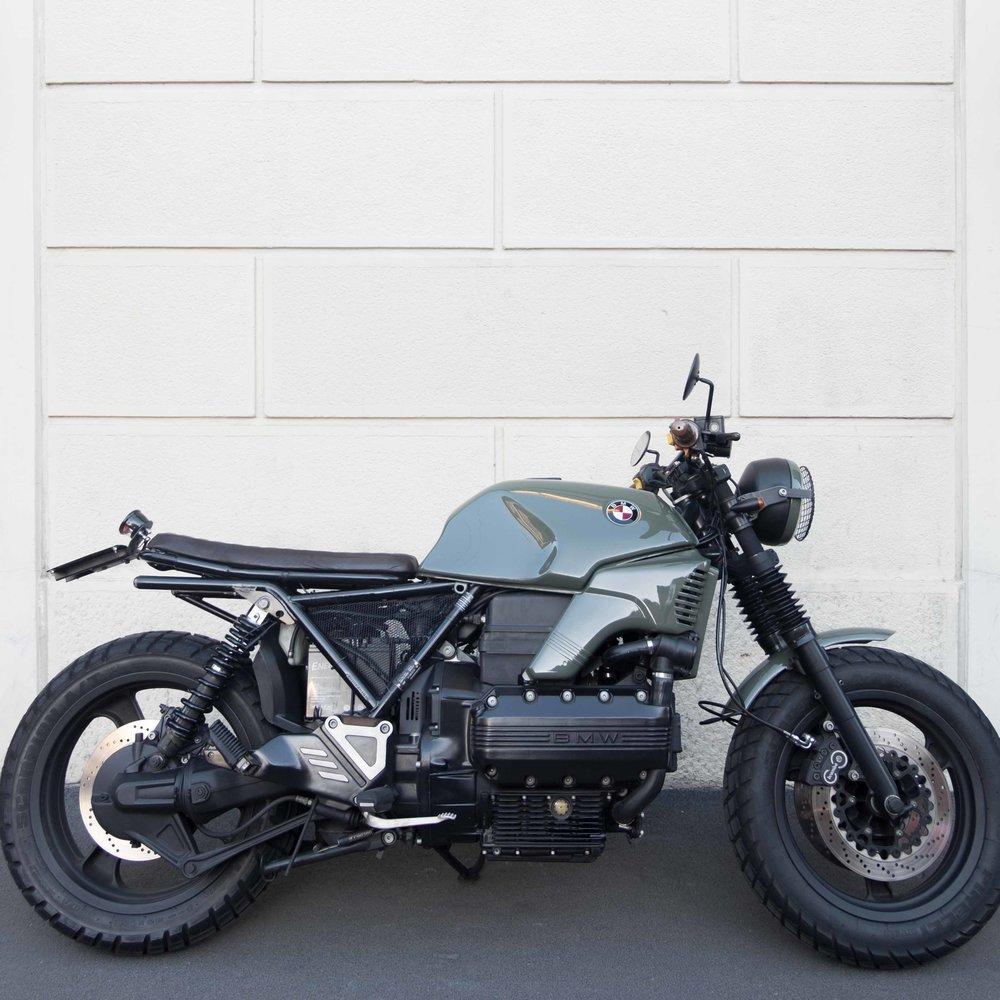 Marca: BMW   Modello: K1100 (Special Officine Mermaid)    0 33