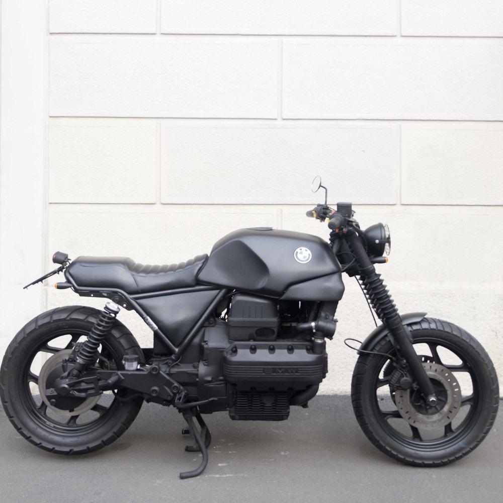 Marca: BMW   Modello: K100 (Special Officine Mermaid)    0 38