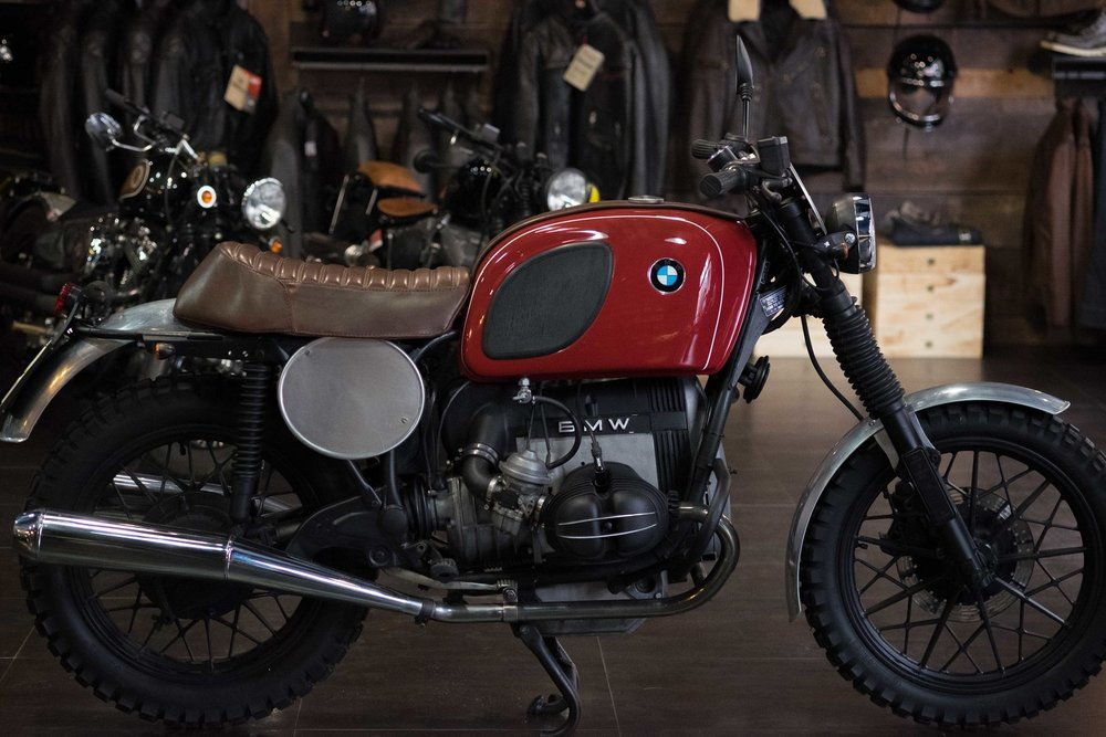 Marca: BMW Modello: R45 (Special Officine Mermaid)     0 40