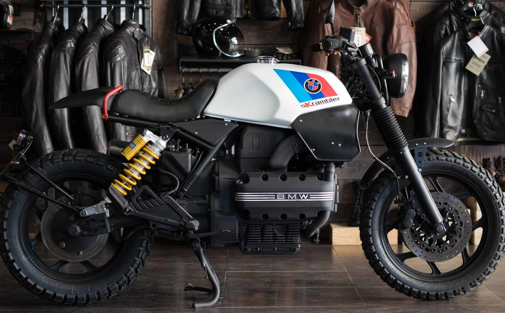 Marca: BMW Modello: k100 16v     0 52