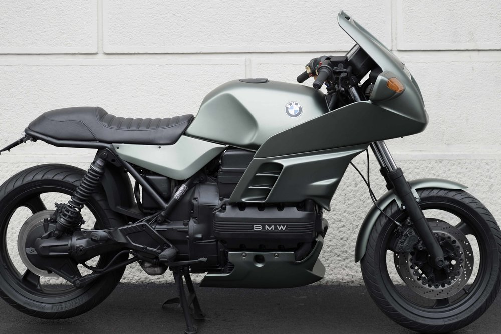 Marca: BMW   Modello:  K100 RS      0 61