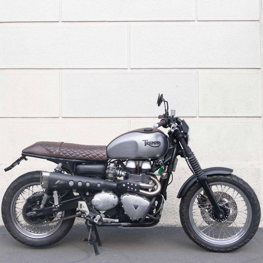 Marca: Triumph Modello: Scrambler     0 68