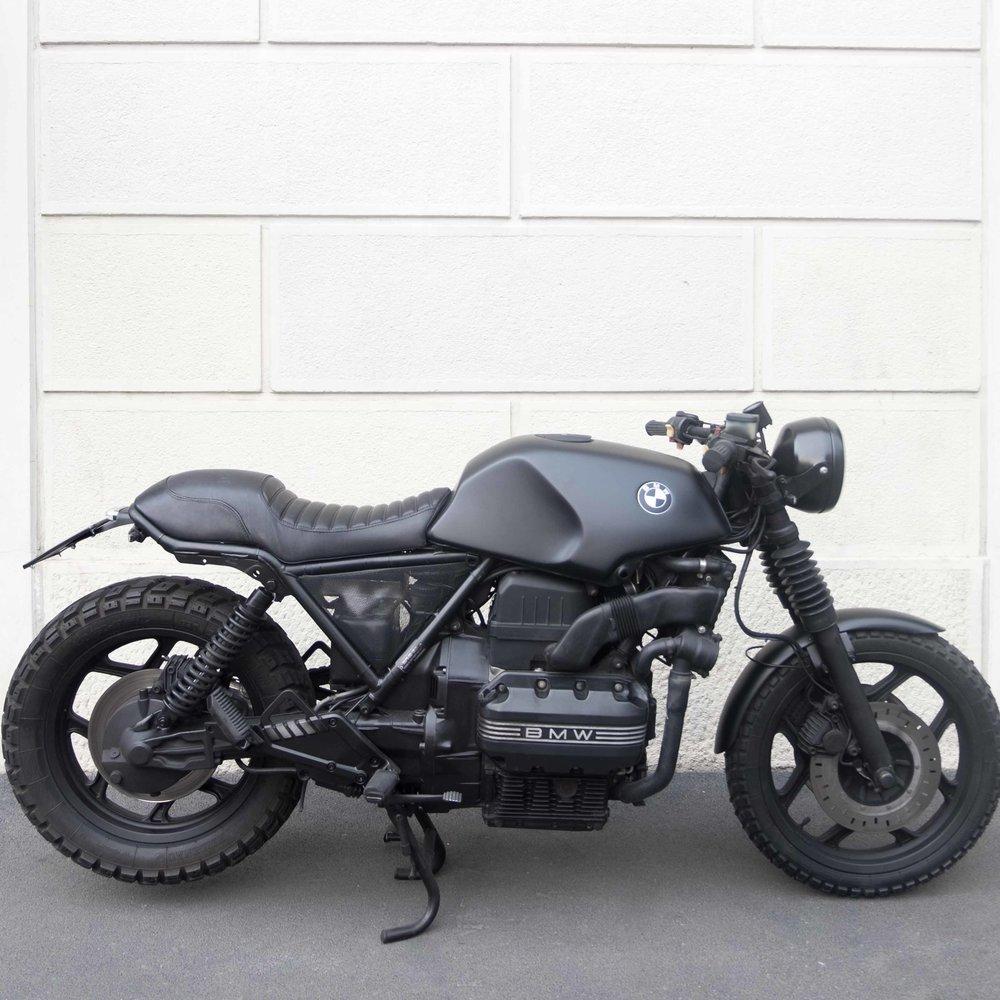 Marca: BMW Modello: K75 (Special Officine Mermaid)     0 75