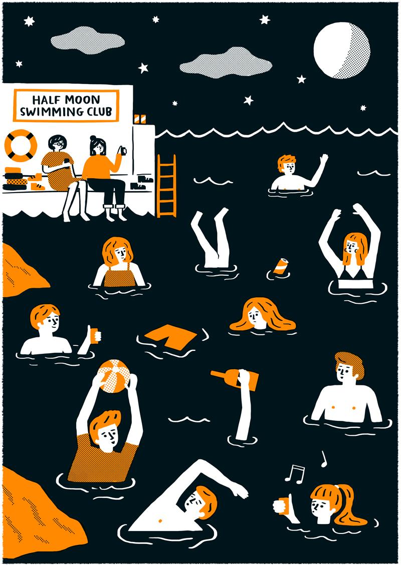 Half Moon Swimming Club