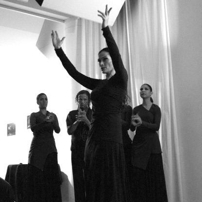 SoloFLAMENCO at Creative Cape Town