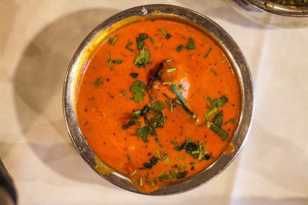 Chef's Special Chicken Tikka Masala