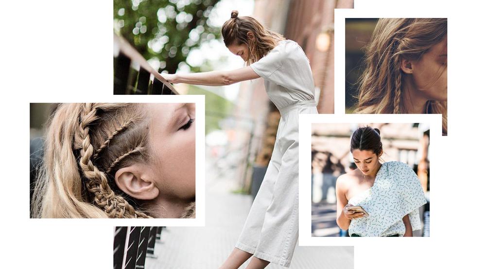 Idées coiffure pour l'été 2016
