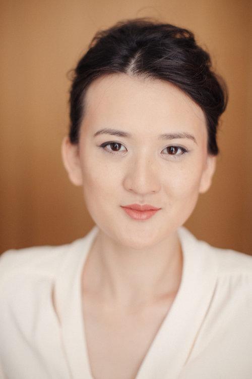 Maquillage naturel asiatique