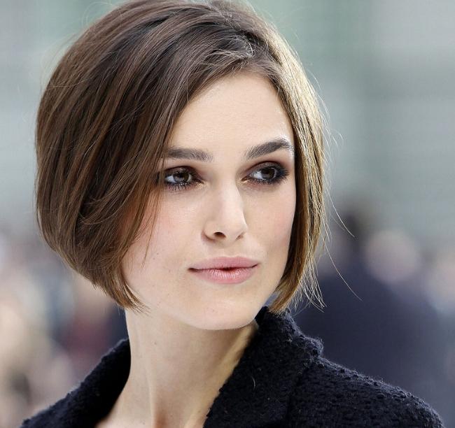 Keira Knightley natural makeup
