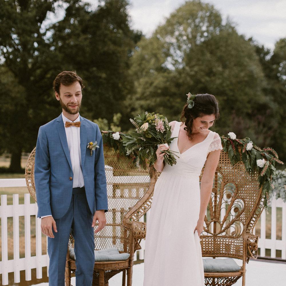 Le mariage kinfolk de Laia