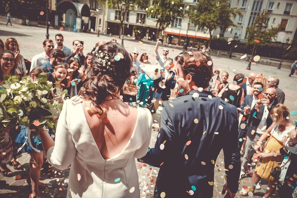 Le mariage de Clara & Michael - Les mariées #2017