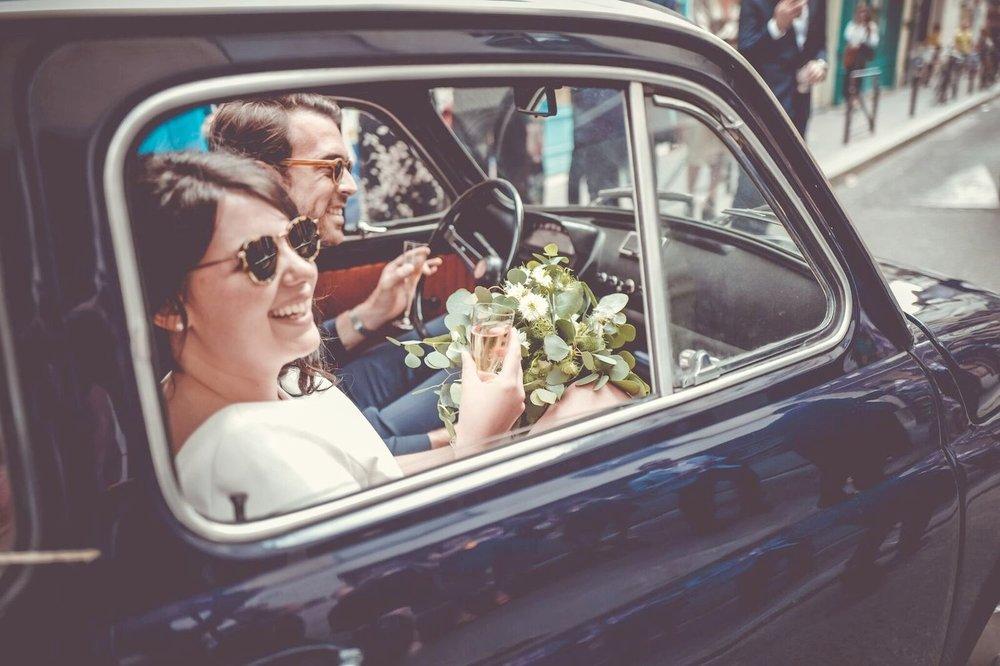 """""""Le mariage de Clara vu par l'experte Camille R"""" Les mariées #2017"""