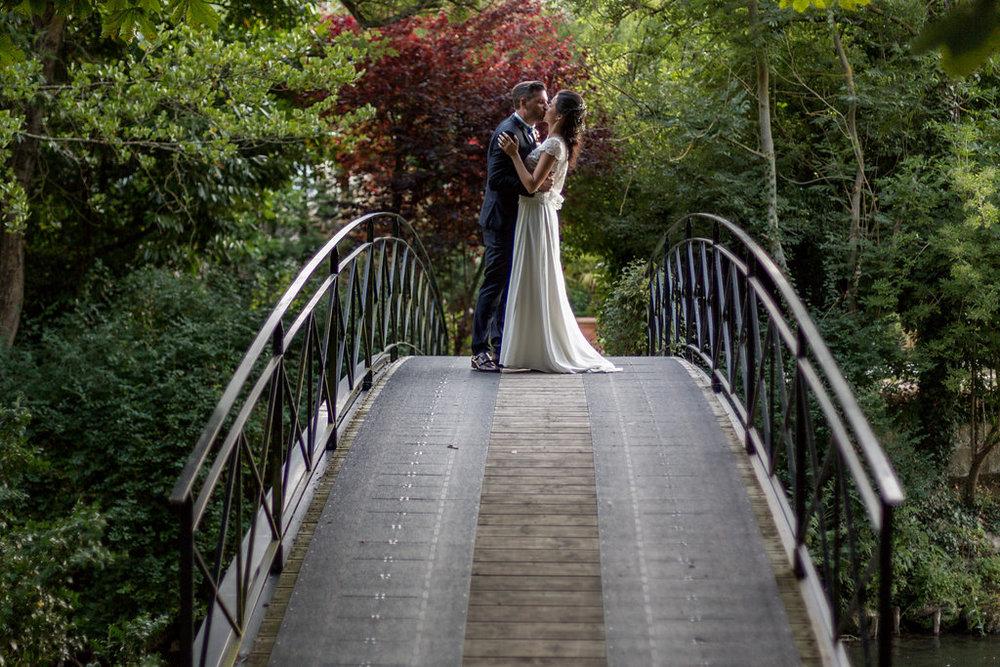Mariage de Julia - Coiffure et maquillage par The reporthair