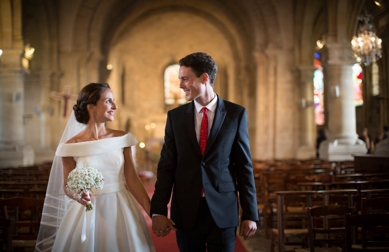 Mariage de Manon, coiffure et maquillage by The reporthair - 7