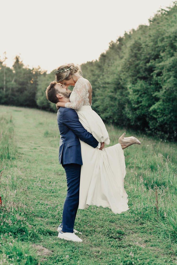 Mariage de Charlotte