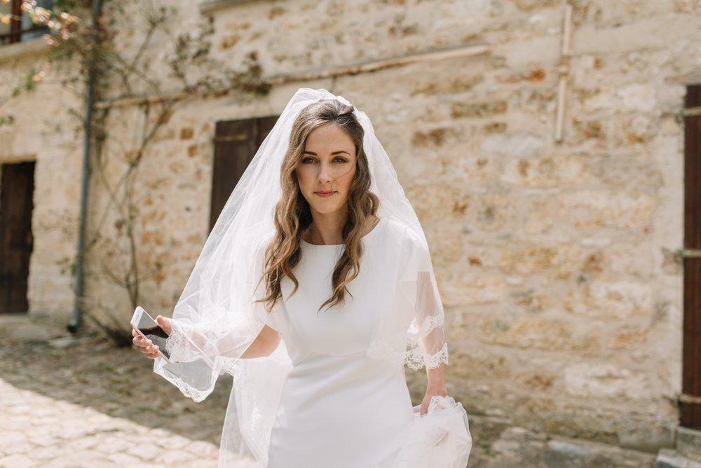 Coiffure mariage wavy