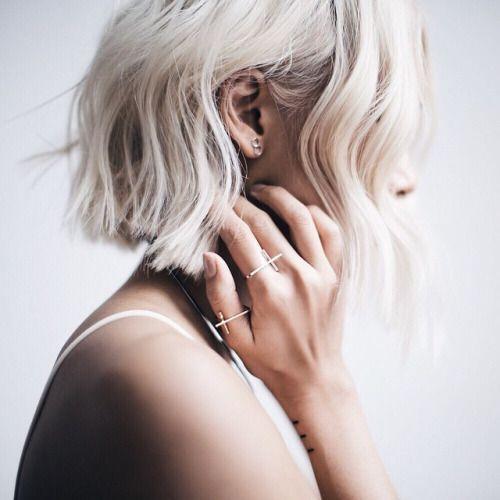 Tout sur le blond platine