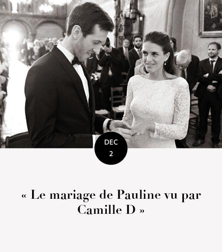 mariage pauline