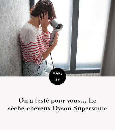 test seche cheveux Dyson