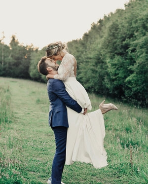 Le mariage de Charlotte & Baptiste