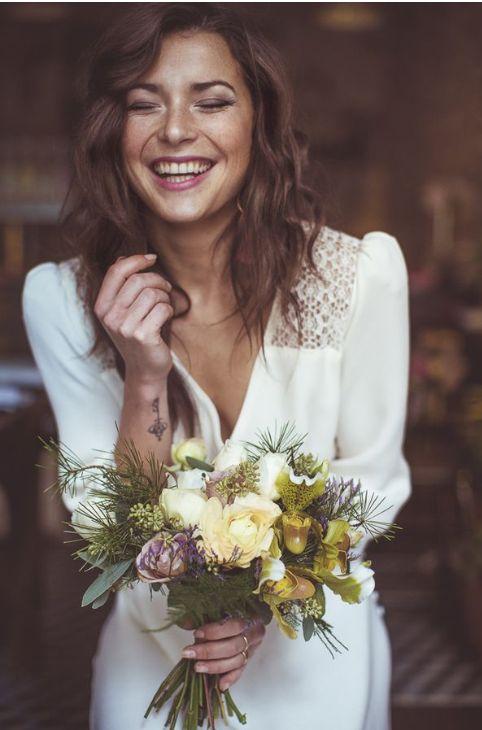 10 coiffures de mariée qui nous inspirent