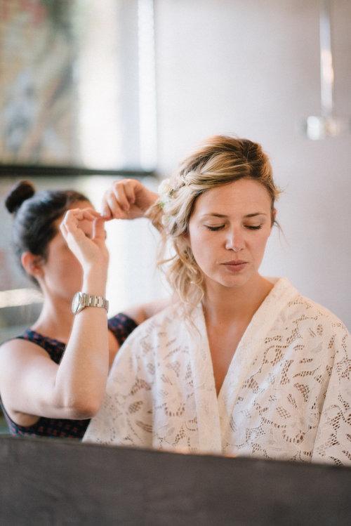 Comment préparer ses cheveux pour le jour J ?