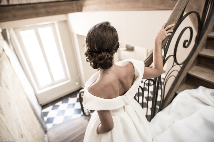 reporthair-coiffure-maquillage-mariage-chignon bas