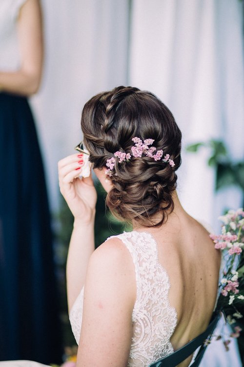 reporthair-coiffure-maquillage-mariage-chignon tresse