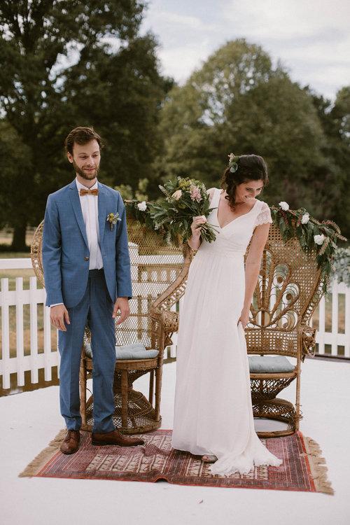 Un mariage dans un lieu coup de coeur