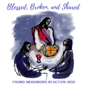 Young Neighbors in Action - Buffalo, NY:July 22-29, 2018The 2018 theme is
