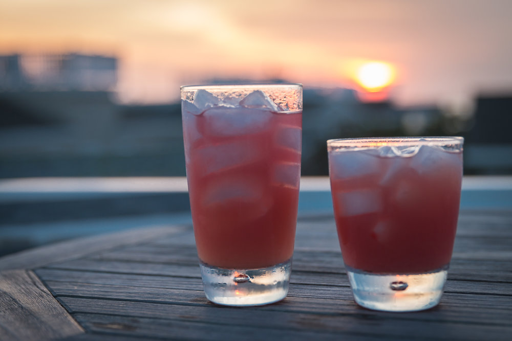Our signature LBI cocktails...MMMM