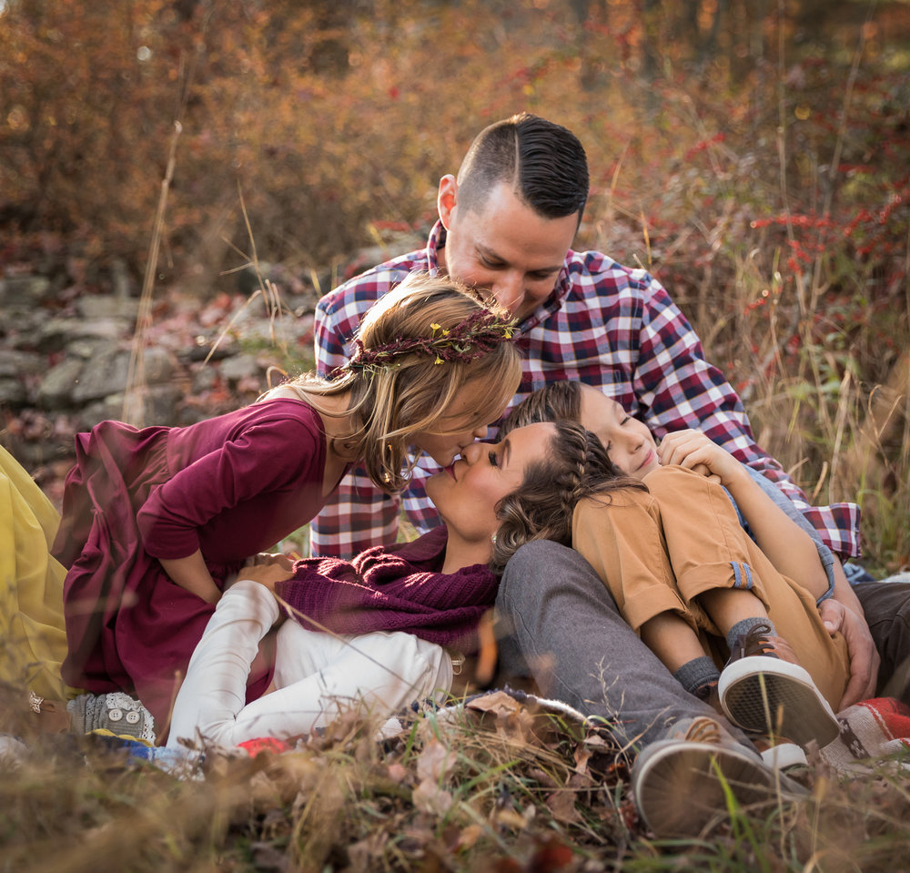 Family & Newborn Lifestyle Sessions - $575