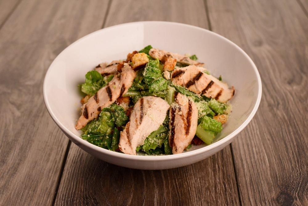 Caesar Chopped Salad