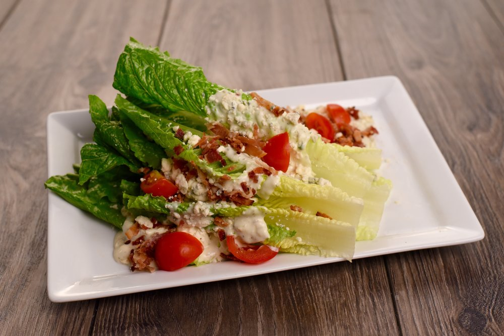 Stacked Wedge Salad