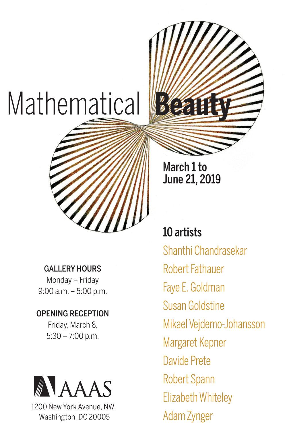 Mathematical Beauty AAAS