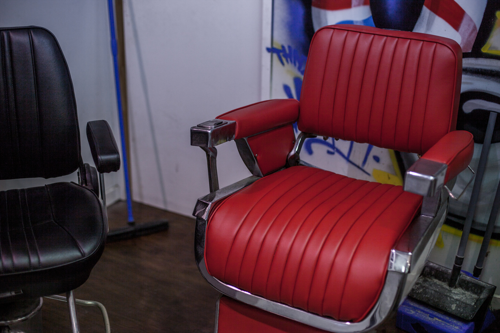 Barber Chairs and Seating