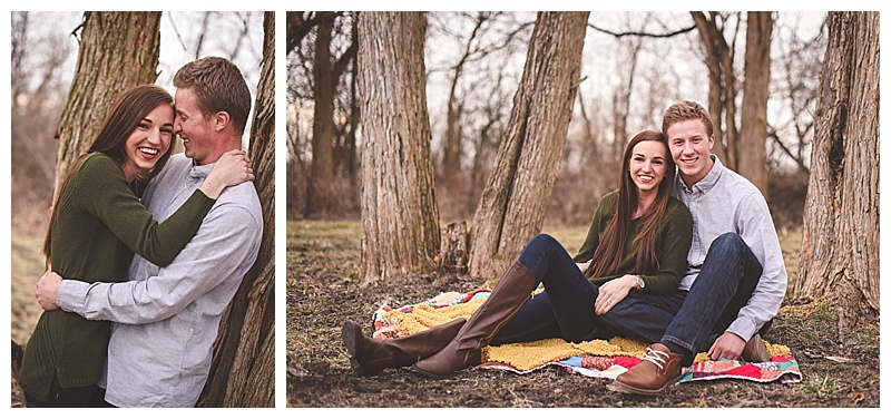 Meet Morgan & Brent. Such a gorgeous, smiley, truly joy-filled couple.