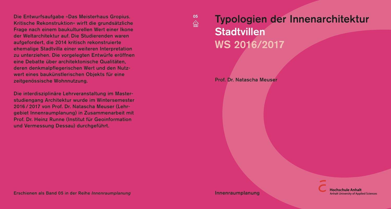 Meisterhaus Gropius — Prof. Dr Natascha Meuser