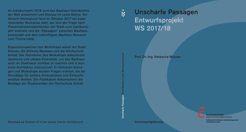 Klettergerüst Bauhaus : Unscharfe passagen u2014 prof. dr natascha meuser