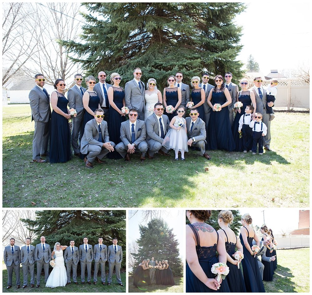 Wabasso, MN wedding