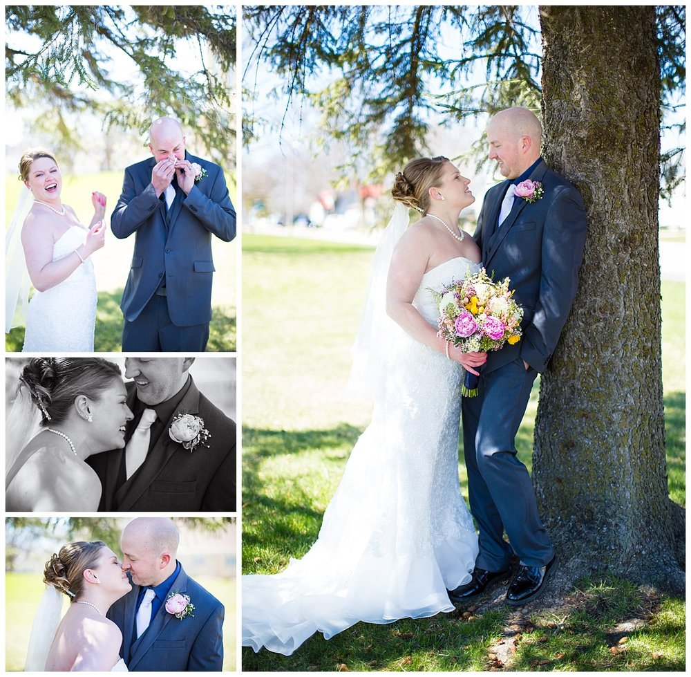 Westbrook, MN wedding