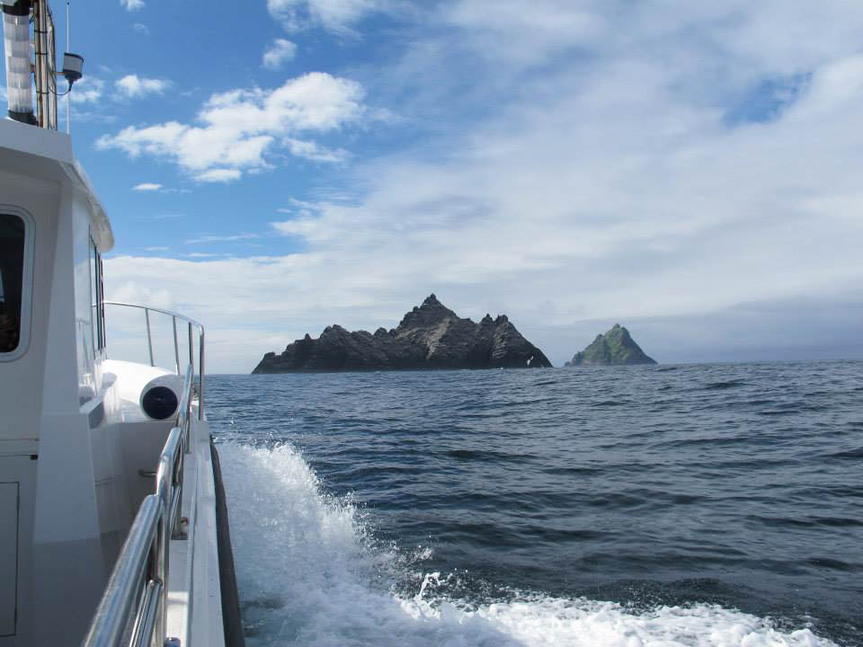 Skellig Michael & Little Skellig