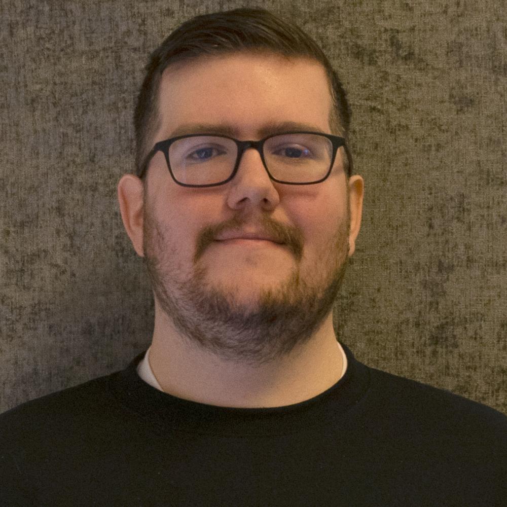 Harrison Jewell - Program Coordinator