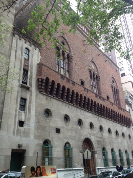64th Street Entrance