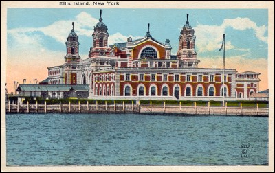 Ellis Island Architects: William A. Boring and Edward L. Tilton