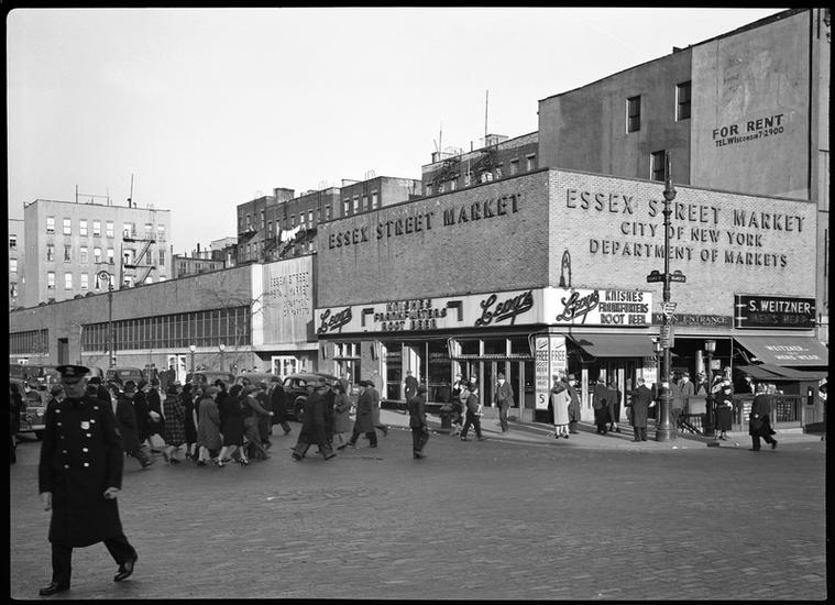 Essex Street Market 1940 Photo via the Collections of the Museum of the City of New York..jpg
