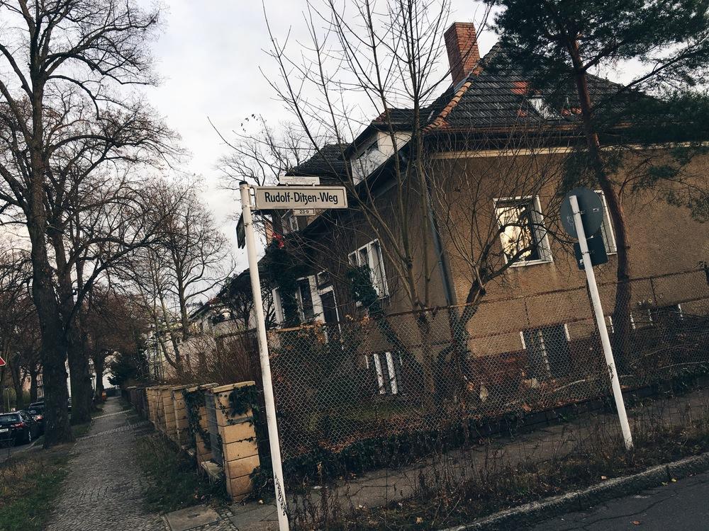 Rudolf-DItzen-Weg vintern 2015.