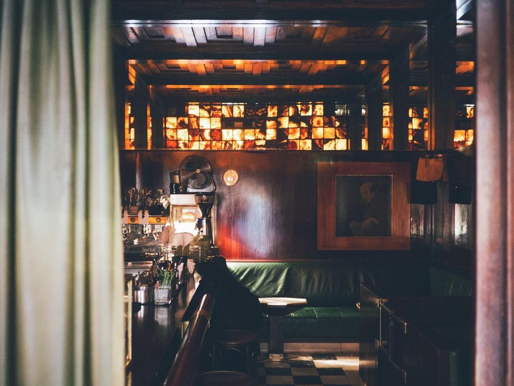 Loos American Bar, sommaren 2015.
