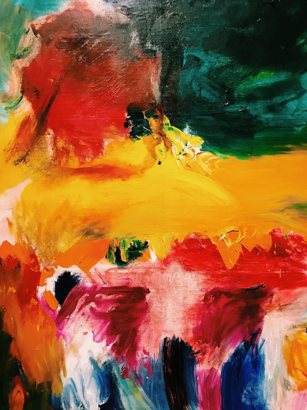 """Fiat Lux"" by Hans Hofmann — The Museum of Fine Arts, Houston"