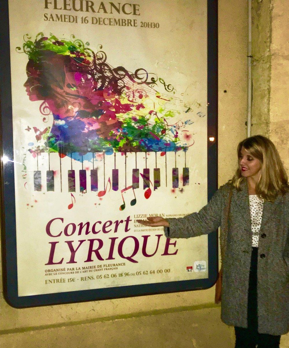 Concert Lyrique: Les Voix des Filles - Fleurance, France